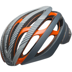 Bell Z20 MIPS Casco, shade matte/gloss slate/gray/orange